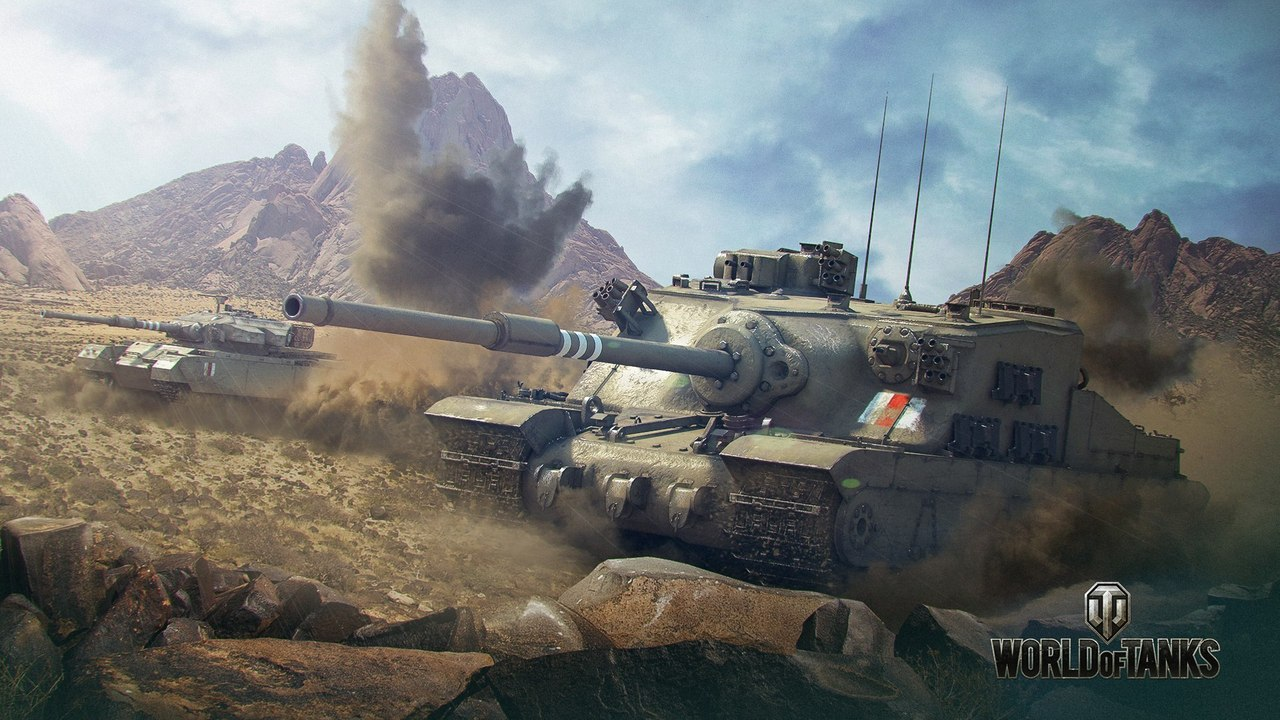 world of tanks guide - tank art wallpaper